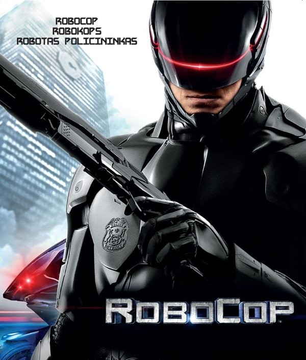 ROBOTAS POLICININKAS / ROBOCOP